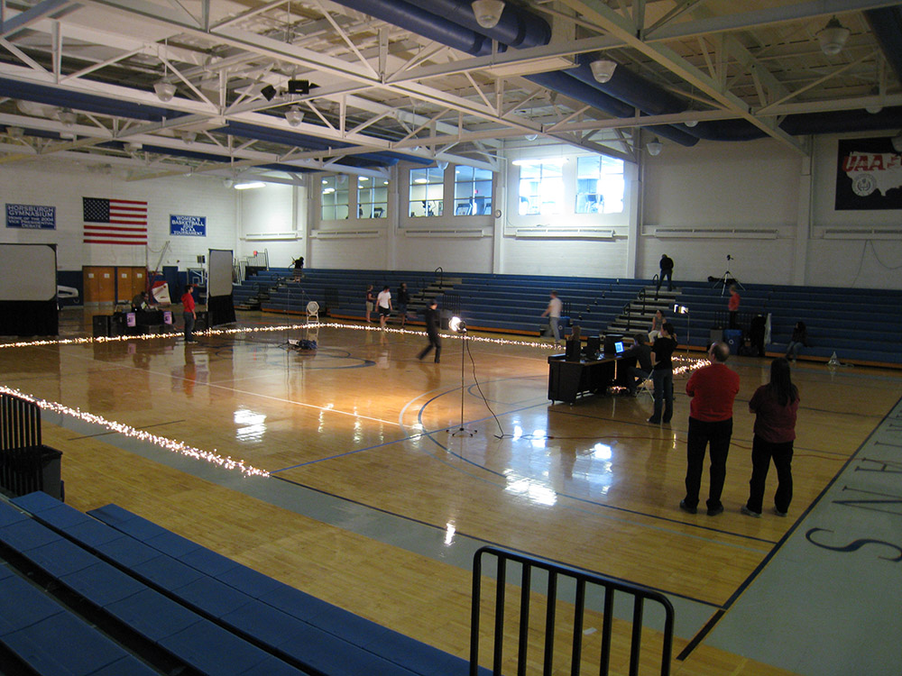 dance marathon at case western reserve university dancing with the CWRU stars event preparation